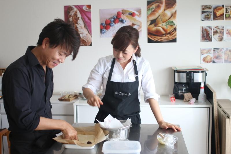 男子パン作り応援します!自家製天然酵母パン教室Espoir3n_c0162653_15305954.jpg