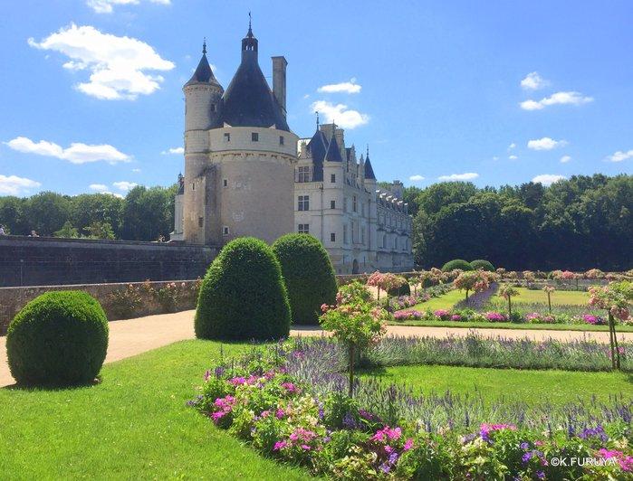 フランス周遊の旅 19 シュノンソー城_a0092659_0163670.jpg