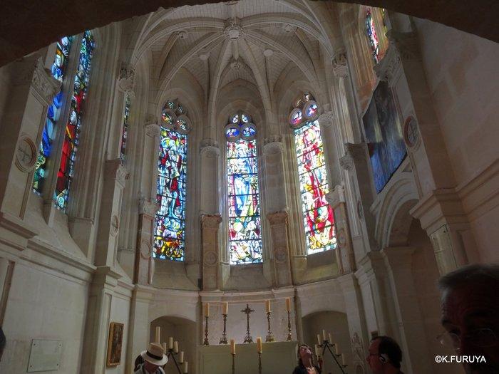 フランス周遊の旅 19 シュノンソー城_a0092659_22274250.jpg