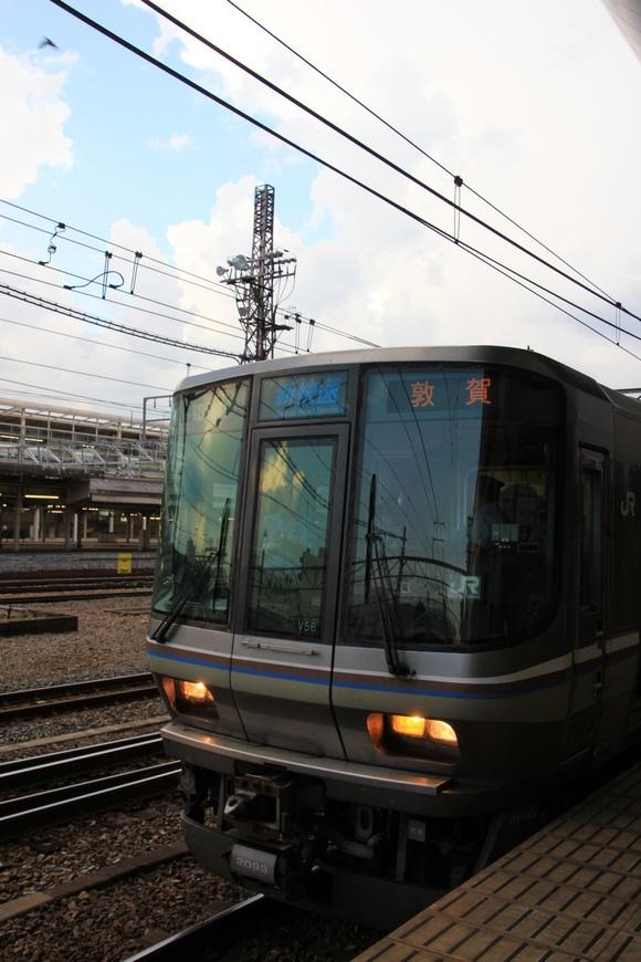 2015年 琵琶湖花火大会 JR大阪駅から大津京まで_d0202264_18313417.jpg