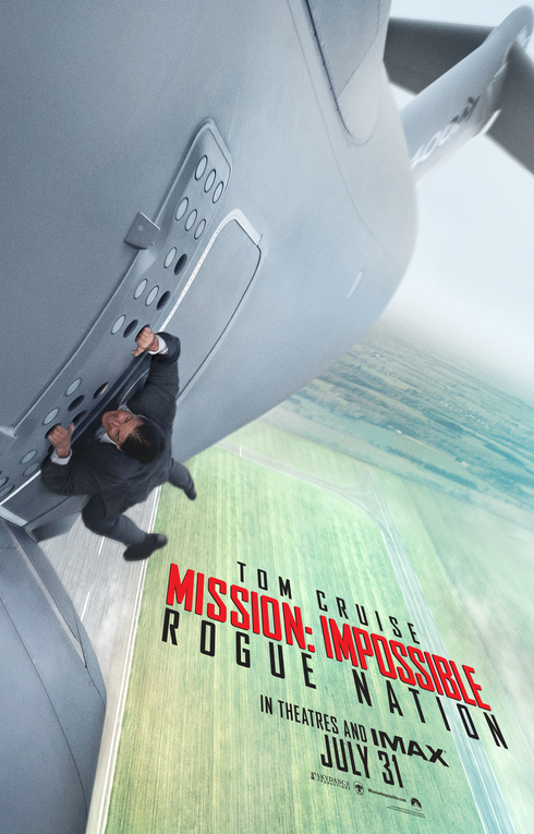 Mission: Impossible Rogue Nation ミッションインポッシブル _e0253364_10595371.jpg