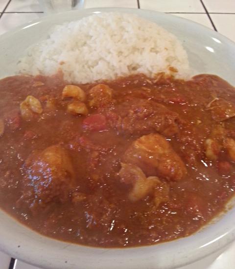 ランチ営業のみ♪「Curry House チリチリ」@渋谷と恵比寿の中間_b0051666_2040320.jpg
