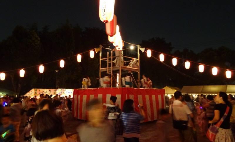 小川一番盆踊り大会_f0059673_06404410.jpg