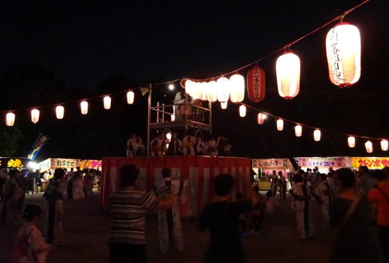 小川一番盆踊り大会_f0059673_06405149.jpg