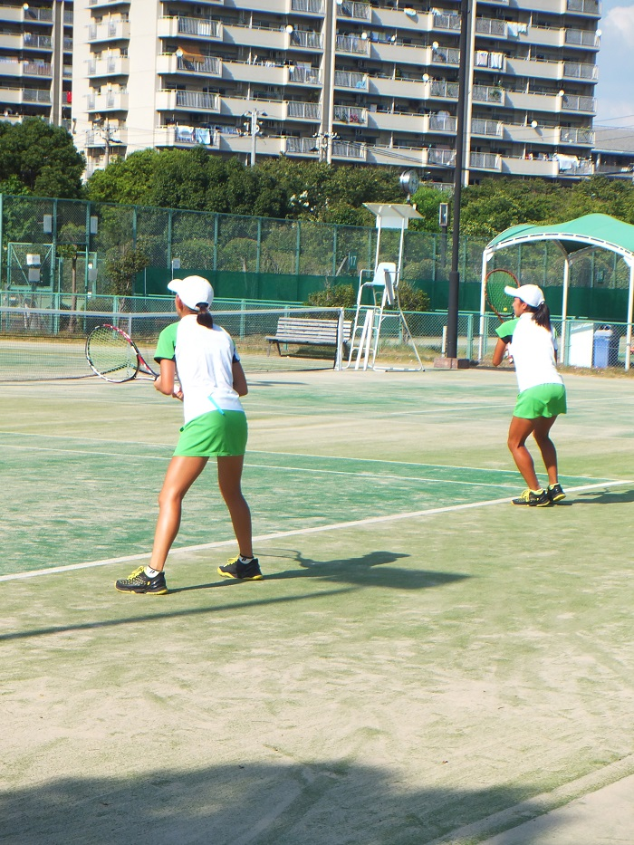 ◆2015夏のインターハイ テニス ~沖縄尚学・リュー理沙マリー~_f0238779_7345772.jpg