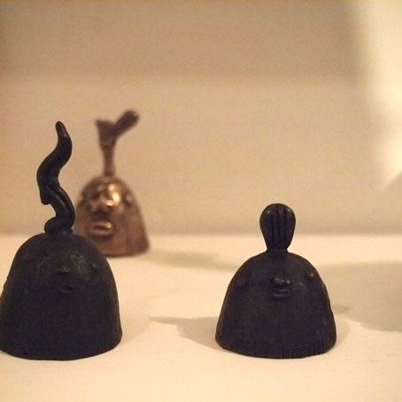 ka-ji-さんのTシャツとバッグ、マスミンの鋳物作品展、初日_b0322280_22464914.jpg