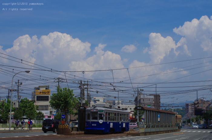 夏雲の空を見上げて_d0309612_21502833.jpg