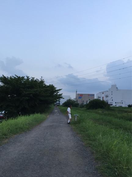 夕方ランニング (90) (リハビリラン④)_b0203925_23162346.jpg