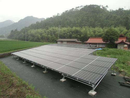S様邸(廿日市市栗栖)太陽光発電システム工事_d0125228_20225346.jpg