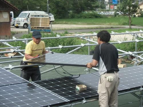 S様邸(廿日市市栗栖)太陽光発電システム工事_d0125228_20515453.jpg