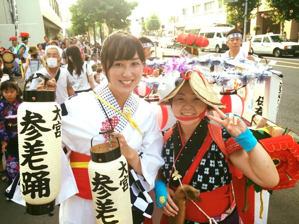 楽しかった盛岡さんさ踊り_b0199244_10465740.jpg