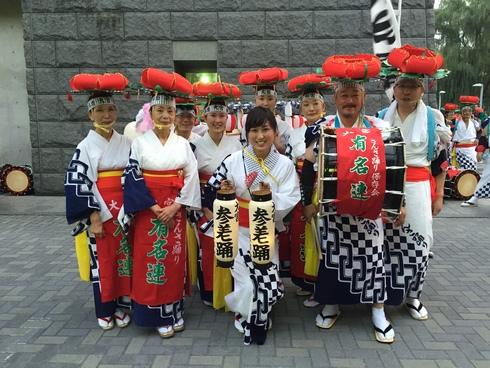 楽しかった盛岡さんさ踊り_b0199244_1047924.jpg