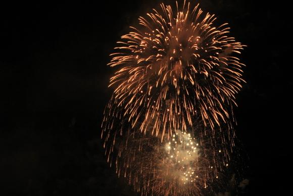 2015年 大津駐屯地から見る琵琶湖花火大会_d0202264_15151327.jpg