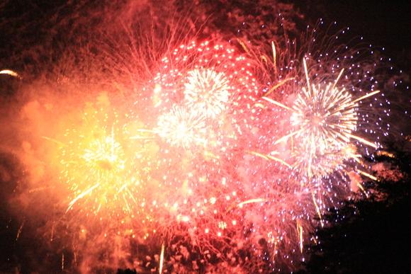 2015年 大津駐屯地から見る琵琶湖花火大会_d0202264_1565862.jpg