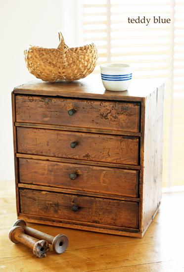 antique shaker drawers  アンティーク シェーカードロワーズ_e0253364_11151931.jpg
