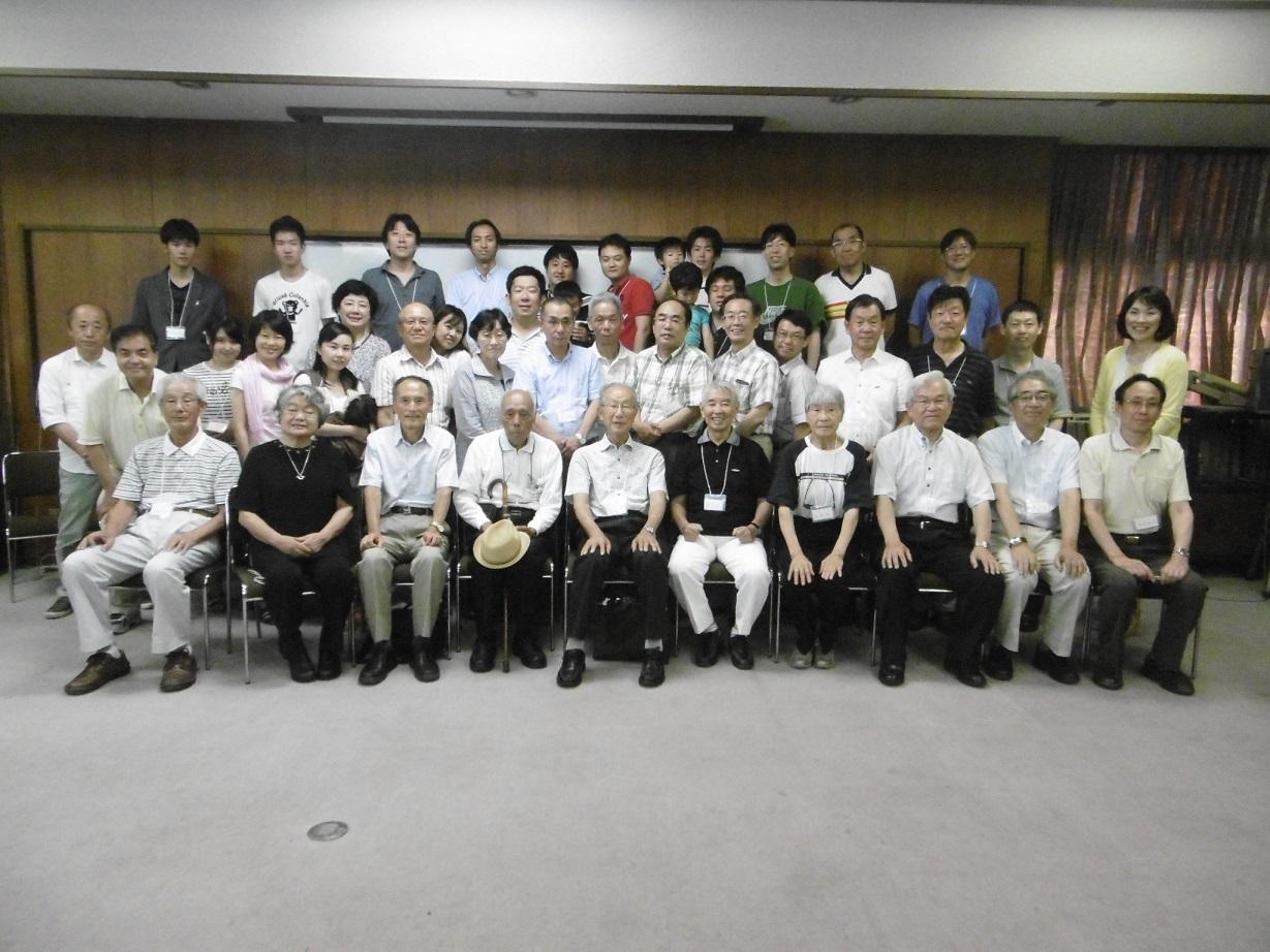 芦屋高校卓球部 OB総会_f0205367_16203055.jpg