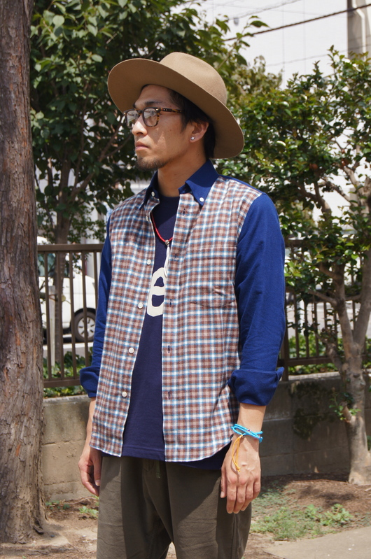 N.HOOLYWOOD - 2016 S/S & 2015 A/W Review!!_f0020773_20135084.jpg