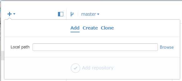 GitHub 初心者が Git Shell と GitHub for Windows を使って git clone してみる。_b0003577_15035833.png
