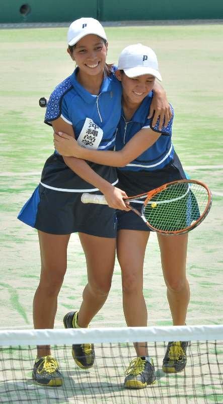 ◆2015夏のインターハイテニス ~20年ぶりの快挙~_f0238779_17252419.jpg