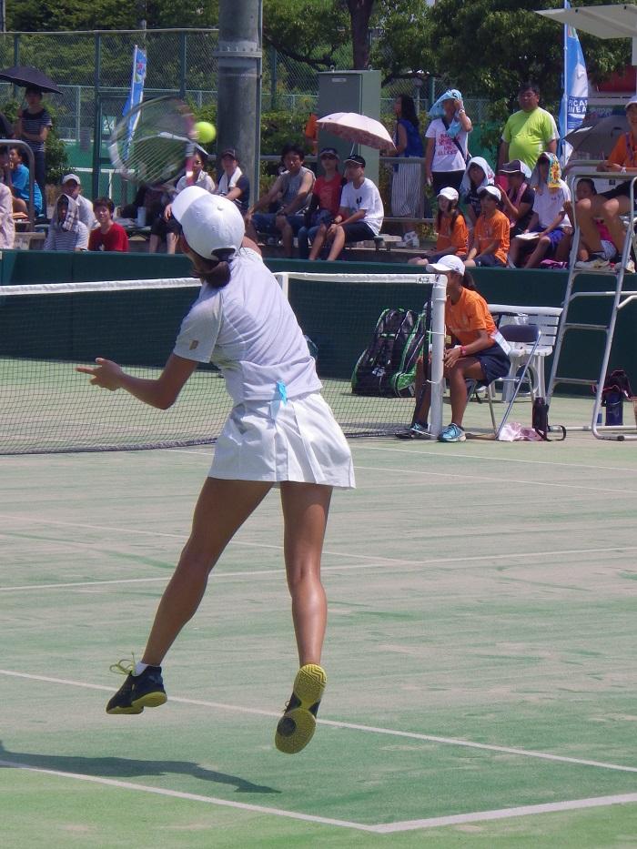 ◆2015夏のインターハイテニス ~20年ぶりの快挙~_f0238779_17303885.jpg