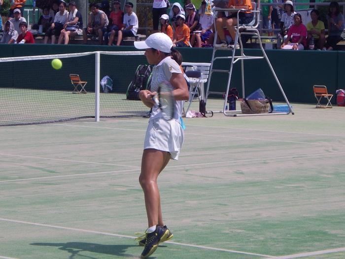 ◆2015夏のインターハイテニス ~20年ぶりの快挙~_f0238779_1730826.jpg