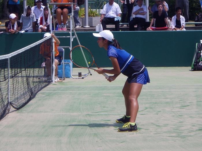 ◆2015夏のインターハイテニス ~20年ぶりの快挙~_f0238779_1731144.jpg