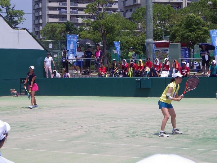 ◆2015夏のインターハイテニス ~20年ぶりの快挙~_f0238779_17334870.jpg