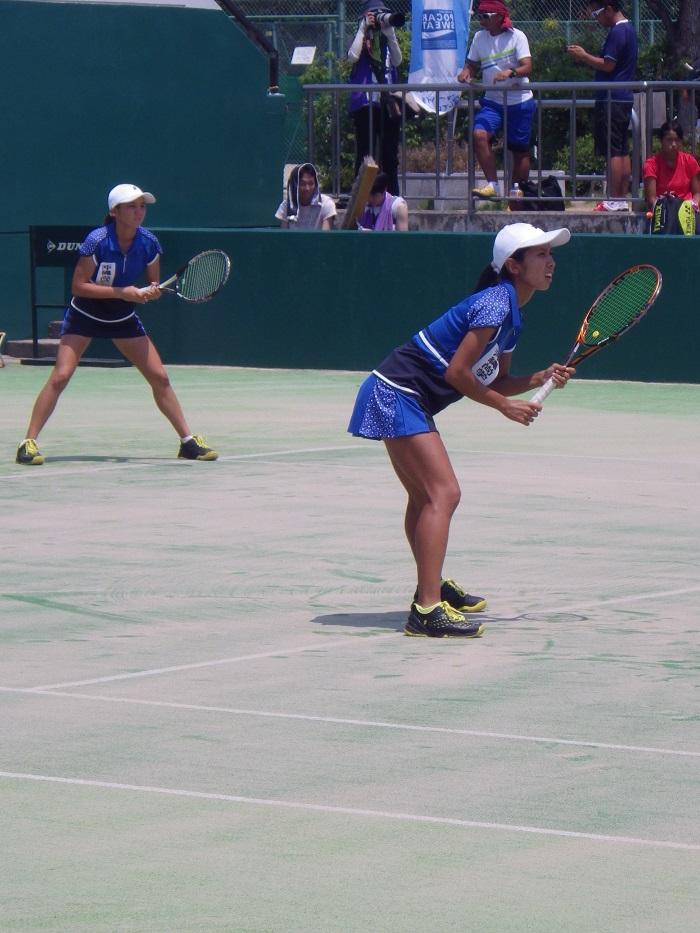◆2015夏のインターハイテニス ~20年ぶりの快挙~_f0238779_17345239.jpg