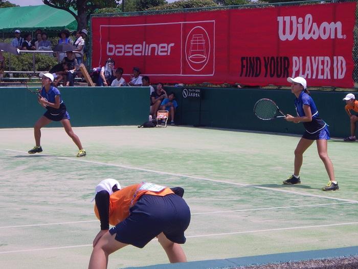 ◆2015夏のインターハイテニス ~20年ぶりの快挙~_f0238779_17351965.jpg