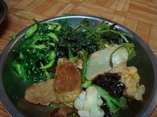 寶林禅寺の精進料理_b0248150_14060232.jpg