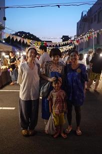 夜のハピネスマーケットへ=丹波市・柏原(かいばら)_f0226293_2274424.jpg