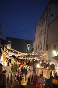 夜のハピネスマーケットへ=丹波市・柏原(かいばら)_f0226293_2275643.jpg