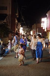 夜のハピネスマーケットへ=丹波市・柏原(かいばら)_f0226293_2292812.jpg