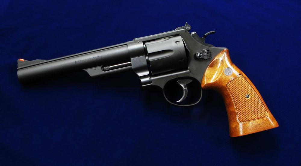 緊急入荷! Dirty Harryモデル タナカ S&W M29 6.5inch カウンターボアード HWモデルガン_f0131995_14462952.jpg