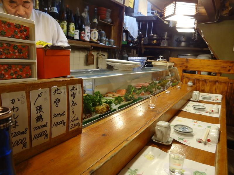 横浜でとても美味しい寿司屋さん、横浜駅から車で10分、隠れた名店です。_c0225997_1543242.jpg