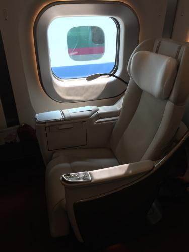 東北新幹線 はやぶさ「グランクラス」に乗ってみました_a0116902_11524165.jpg