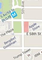 アップル・ストアNY5番街店周辺の噴水広場の様子_b0007805_23133717.jpg