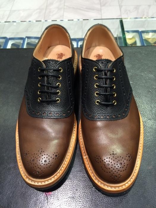 セールで買った靴を履く前に!_b0226322_10375597.jpg