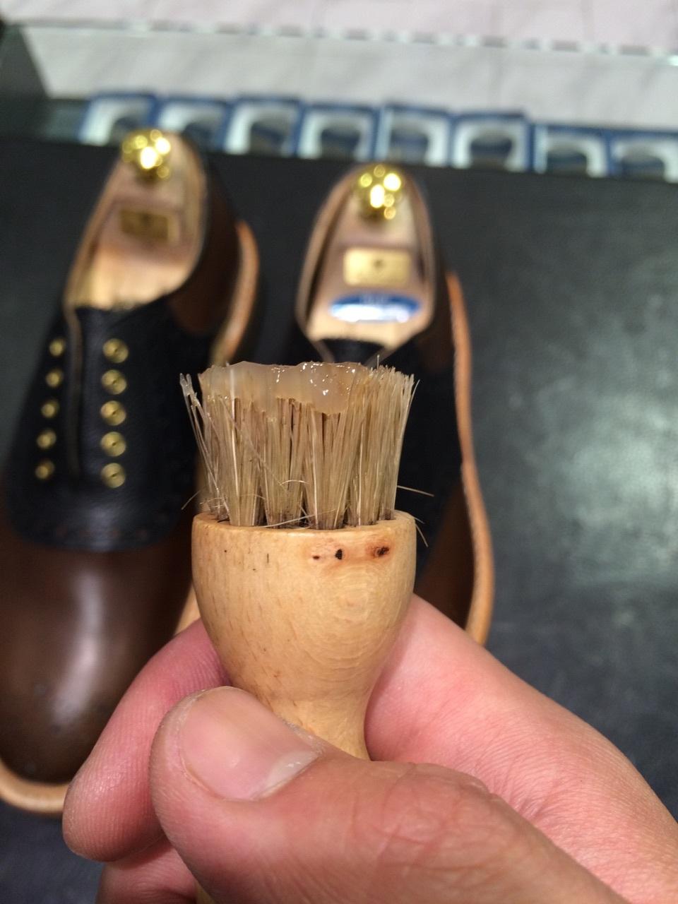 セールで買った靴を履く前に!_b0226322_10383596.jpg