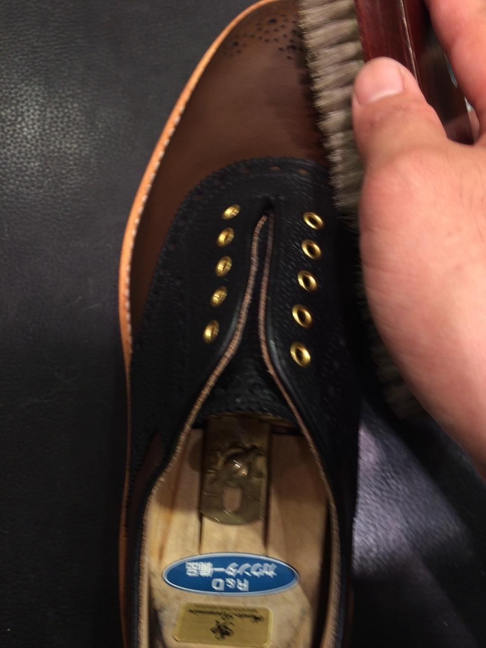 セールで買った靴を履く前に!_b0226322_10471166.jpg