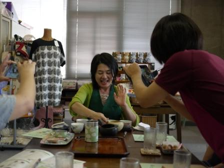 第19回ゆきねこ教室 たま茶ねこ茶じかん二煎目 本日開催。_a0143140_23151866.jpg