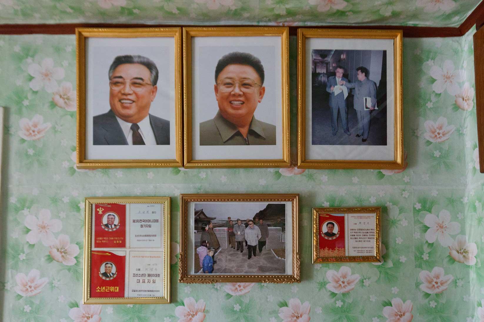 朝鮮でホームステイ その奇妙な世界_b0235153_16315841.jpg