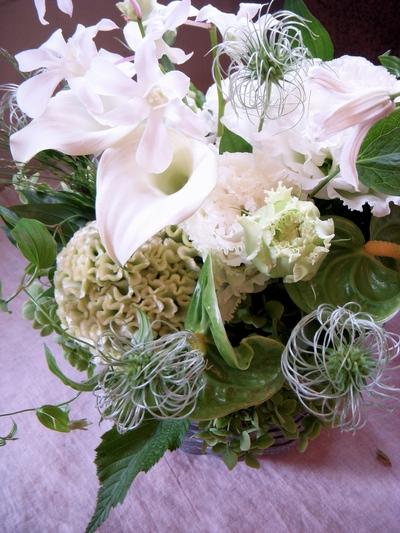 ご注文のお花たち。。。_a0229658_6375936.jpg