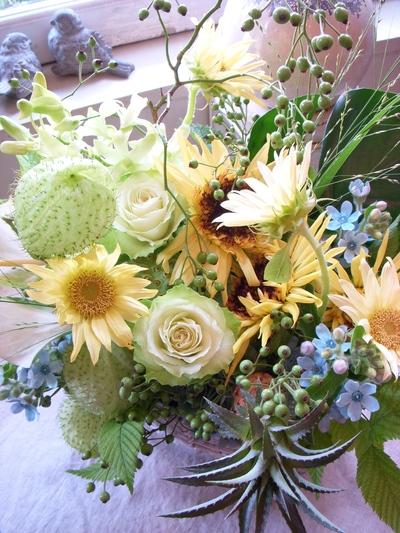 ご注文のお花たち。。。_a0229658_7291983.jpg