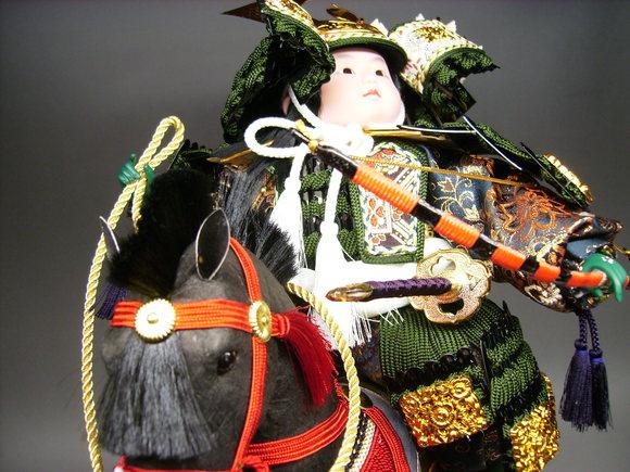 馬乗り武将「昇龍」vol.2_f0247860_17522412.jpg