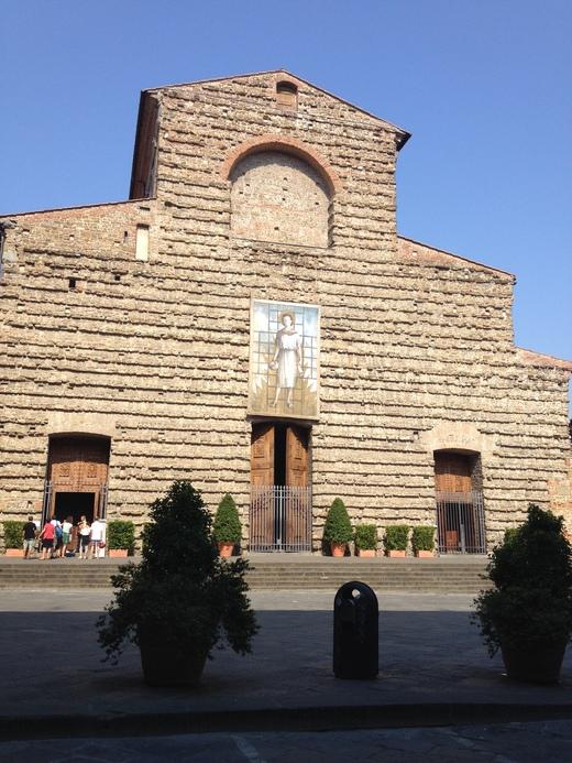 フィレンツェ、サン・ロレンツォの祝日_a0136671_0494546.jpg
