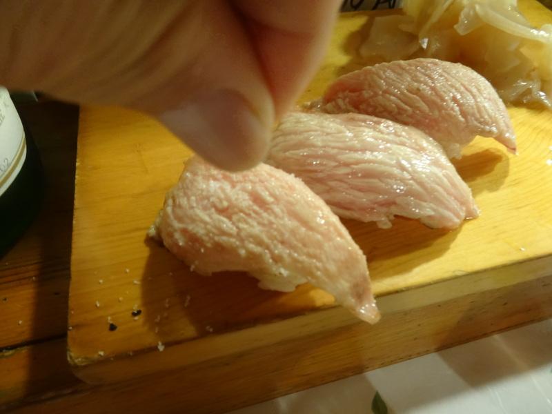 横浜でとても美味しい寿司屋さん、横浜駅から車で10分、隠れた名店です。_c0225997_2162597.jpg