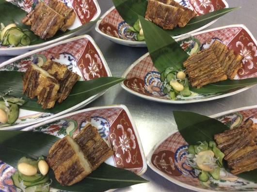 ごぼうと季節野菜のコース料理_c0256701_2241197.jpg