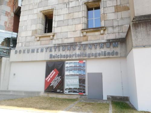 ドイツ、ニュルンベルク その 2 : ドク・ツェントルム、ナチス党大会跡_e0345320_15011671.jpg