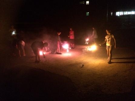 第73回キッズキャンプ始まりました!_f0101226_06070067.jpg